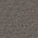 完全无缝的纹理砖 免版税库存图片