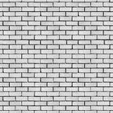 完全无缝的纹理砖00062 库存图片