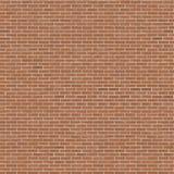 完全无缝的纹理砖00071 免版税图库摄影