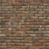 完全无缝的纹理砖00109 图库摄影