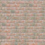 完全无缝的纹理砖00110 免版税库存图片
