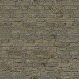 完全无缝的纹理砖00102 免版税库存图片