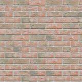 完全无缝的纹理砖00116 免版税库存图片