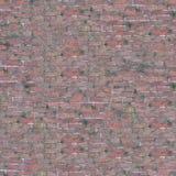 完全无缝的纹理砖00115 免版税图库摄影