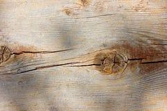 宏指令风化了木五谷木节孔板条纹理 库存图片
