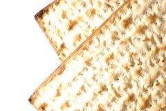 宏观未发酵的面包 库存图片