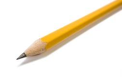 宏观铅笔 免版税图库摄影