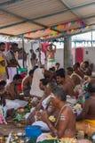 宗师线作为Amma曼达帕姆的 图库摄影