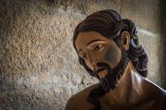 宗教历史大厦在西班牙 库存照片