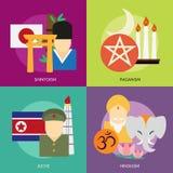 宗教和庆祝 免版税库存照片