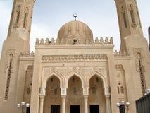 宗教埃及清真寺 图库摄影