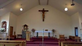 宗教教堂或葬礼服务处葬礼的 影视素材