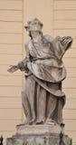 宗教纪念碑 创作日期1800-1900年 Lvov, Ukr 库存照片