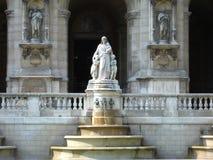 宗教雕塑 免版税图库摄影