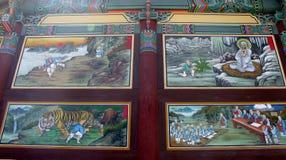 宗教(汉城,韩国) 免版税库存照片