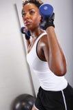 定期锻炼 免版税库存照片