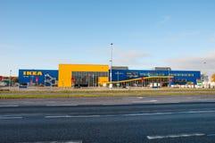 宜家商店在丹麦 免版税图库摄影