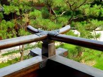 宝山寺庙的雕刻 免版税库存图片