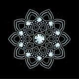 宝石装饰品 库存例证