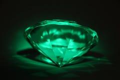 宝石以绿色 库存照片