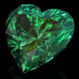 绿宝石 库存例证