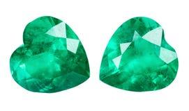 绿宝石 库存图片