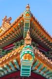 宝莲寺,大屿山,香港,中国 图库摄影