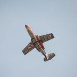 绅宝105个瑞典航空器 免版税库存照片