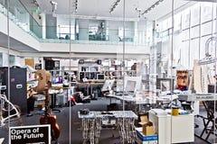 实验室媒体mit 免版税图库摄影