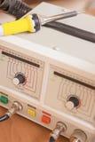 实验室焊接的驻地 免版税库存照片