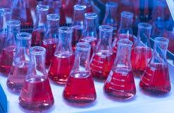 实验室试验管振动器 库存照片