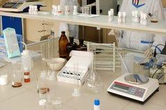 实验室 库存照片
