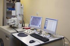 实验室 免版税图库摄影