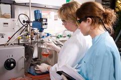 实验室 免版税库存照片