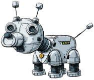 宠物机器人 向量例证