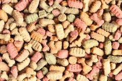 宠物食品 库存照片