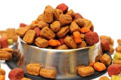 宠物食品 免版税图库摄影