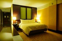 客厅在一家豪华旅馆里 免版税图库摄影