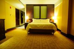 客厅在一家豪华旅馆里 库存照片