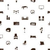 客厅样式eps10 免版税图库摄影