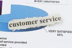 客户服务部 库存照片