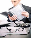 客户经理 免版税图库摄影