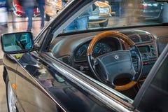 客舱行政汽车蓝旗亚Kappa小轿车3 0 V6, 1998年 免版税库存图片