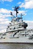 宣扬城市强悍博物馆新的海运空间约&# 库存图片