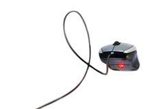 宣扬膝上型计算机鼠标光学时髦的轮&# 免版税图库摄影