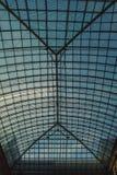 室内天窗大厦  法国巴黎 免版税库存照片