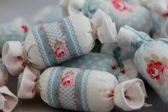 室内装璜的棉花糖 免版税图库摄影