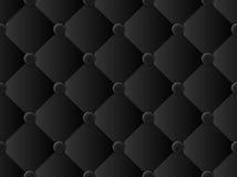 室内装饰品样式黑色 免版税库存图片