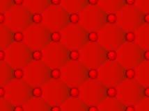 室内装饰品红色样式 库存图片