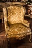 室内设计在英国宫殿 库存图片